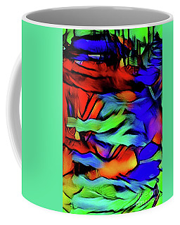 Coffee Mug featuring the photograph The Making In Passion by Diana Mary Sharpton