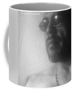 The Male Figure  From Coffee Mug by David Cardona