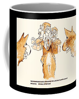 The Mall Opportune Coffee Mug