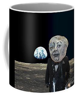 The Man In The Moon Coffee Mug