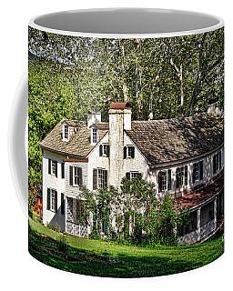 The Mansion At Hopewell Furnace Coffee Mug