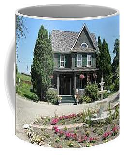 The Mansion At O'keefe Coffee Mug