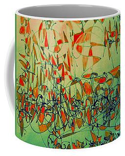 The March Coffee Mug by Nancy Kane Chapman