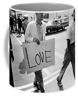 The March On Washington   Love Coffee Mug