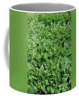 The Market Garden Portrait Coffee Mug
