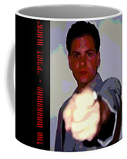 The Marksman - Point Blank Coffee Mug