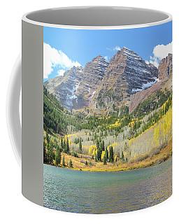 The Maroon Bells 2 Coffee Mug