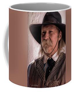 The Marshal Coffee Mug