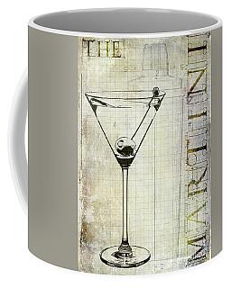 The Martini Coffee Mug