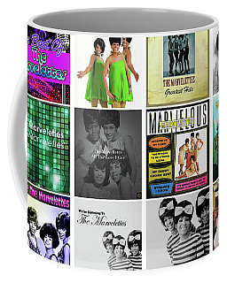 The Marvelettes 3 Coffee Mug