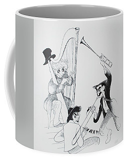 The Marx Brothers O Coffee Mug