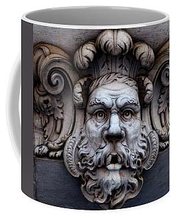 Coffee Mug featuring the photograph The Mask by Lorraine Devon Wilke