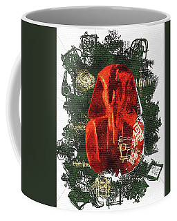 The Mask Of Tutankhamun Coffee Mug