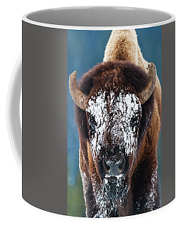 The Masked Bison Coffee Mug