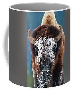 The Masked Bison Coffee Mug