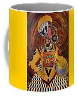 The Mastermind Coffee Mug
