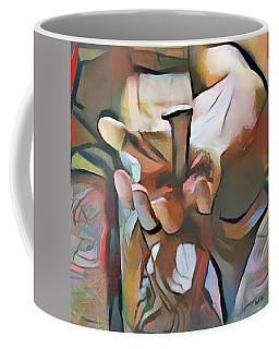 The Master's Hands - Savior Coffee Mug
