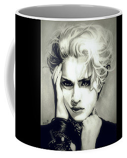 The Material Girl Coffee Mug