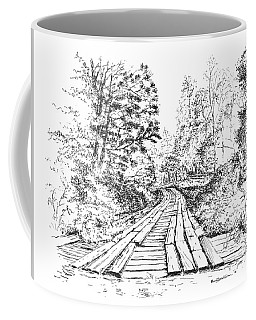 The Mcneely Bridge Coffee Mug
