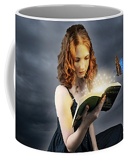 The Meaning Of Life Coffee Mug