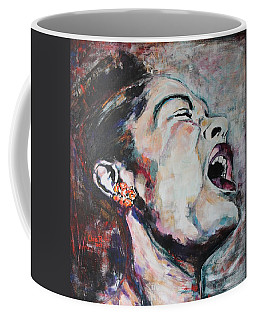The Meaning Of The Blues Coffee Mug