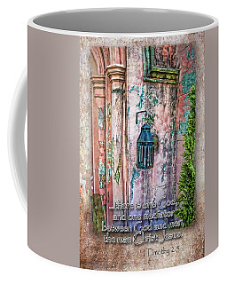 The Mediator Coffee Mug by Larry Bishop