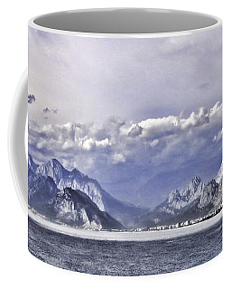 The Mediterranean Coast Coffee Mug