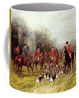 The Meet Coffee Mug