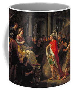 The Meeting Of Dido And Aeneas Coffee Mug