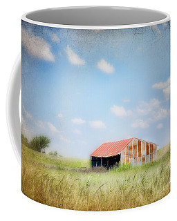 Coffee Mug featuring the photograph The Meeting Place by Betty LaRue