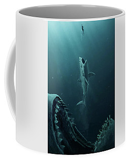 The Meg 5.0.3 Coffee Mug