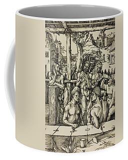 The Men's Bath Coffee Mug