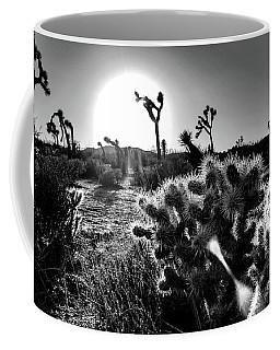 Merciless, Black And White Coffee Mug