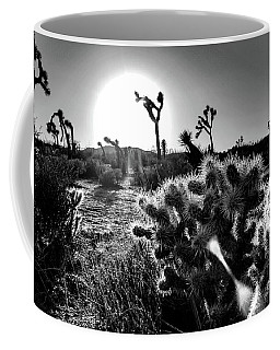 Merciless, Black And White Coffee Mug
