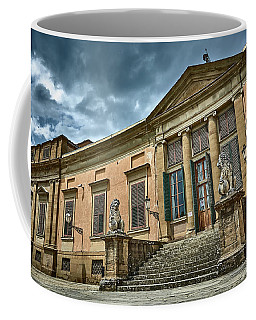 The Meridian Palace In The Pitti Palace Coffee Mug