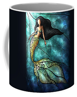 The Mermaid Coffee Mug