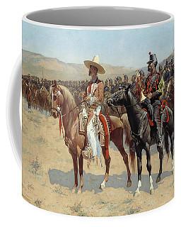 The Mexican Major Coffee Mug