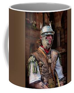 Roman Duty At World 's End Coffee Mug
