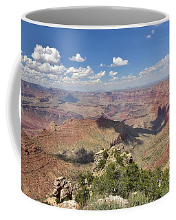 The Mighty Canyon Coffee Mug by Debbie Green