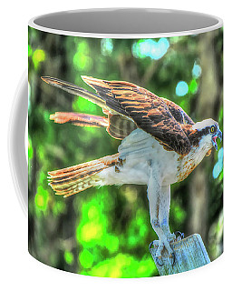 The Mighty Sea Eagle Coffee Mug