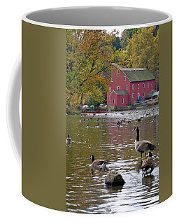 The Mill Coffee Mug by Scott Mahon