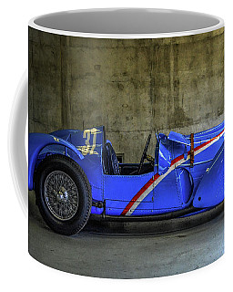 The Million Franc Car Coffee Mug