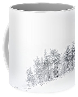 The Minimal Forest Coffee Mug