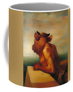 The Minotaur  Coffee Mug