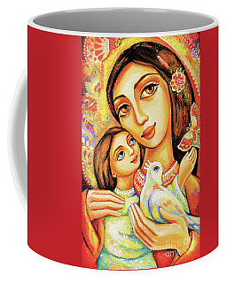 The Miracle Of Love Coffee Mug
