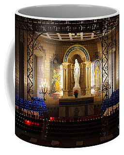 The Miraculous Medal Shrine Coffee Mug