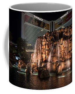Coffee Mug featuring the photograph The Mirage by Ryan Photography
