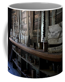 The Mishawaka Woolen Bar Coffee Mug