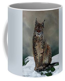 The Missing Lynx Coffee Mug