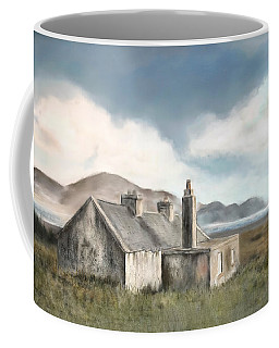 The Mist Of Moorland Coffee Mug by Colleen Taylor